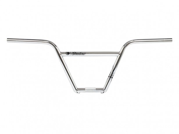 "The Shadow Conspiracy ""Crow SG 4PC"" BMX Bar - Chrome"