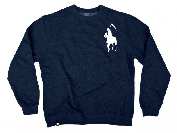 "The Shadow Conspiracy ""Crowlo"" Pullover - Navy Blue"