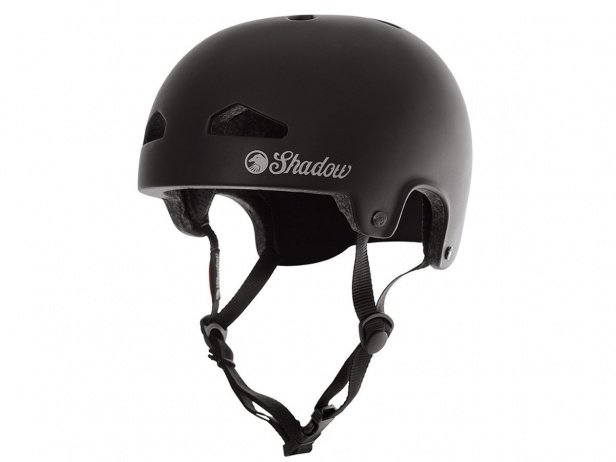 "The Shadow Conspiracy ""Featherweight"" Helm - Matte Black"
