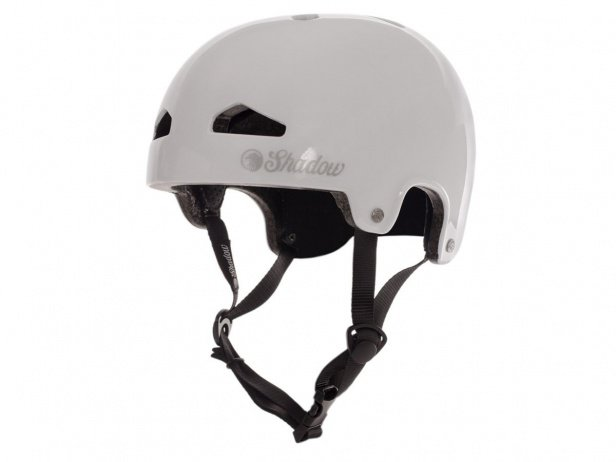 "The Shadow Conspiracy ""Featherweight"" Helmet - Glossy White"