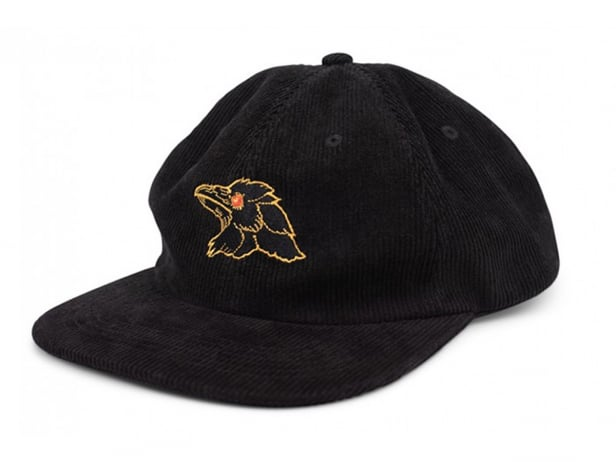 "The Shadow Conspiracy ""Finest Corduroy Unstructured"" Cap - Black"