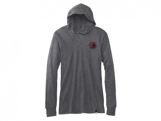 "The Shadow Conspiracy ""Marks"" Hooded Longsleeve - Grey"