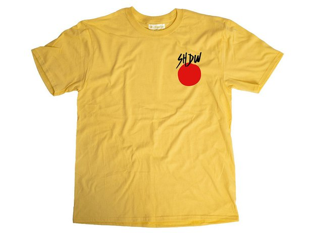 "The Shadow Conspiracy ""Rising"" T-Shirt - Lemon Zest"