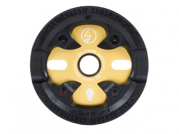 "The Shadow Conspiracy ""Sabotage Guard 25T"" Sprocket"