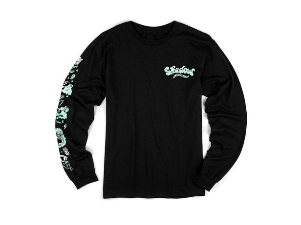 "The Shadow Conspiracy ""Shades"" Longsleeve - Black"
