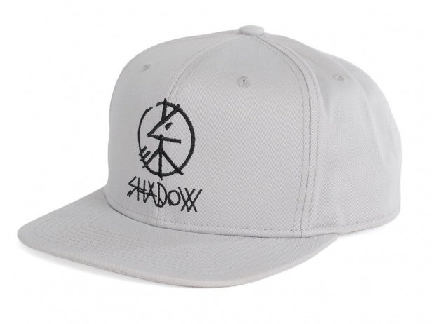 "The Shadow Conspiracy ""Squadra Snapback"" Cap - Grey"