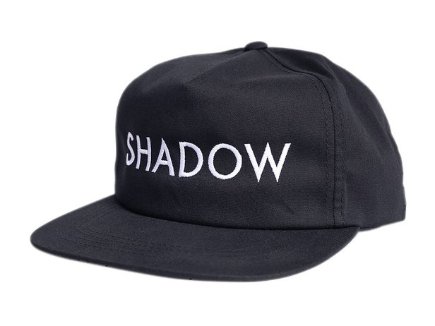 "The Shadow Conspiracy ""VVS Snapback"" Kappe - Black"