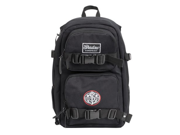 "The Shadow Conspiracy X Greenfilms ""DSLR Mark III"" Backpack - Crow Camo"