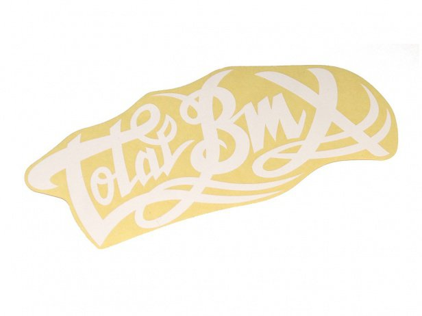 "Total BMX ""Logo"" Sticker"
