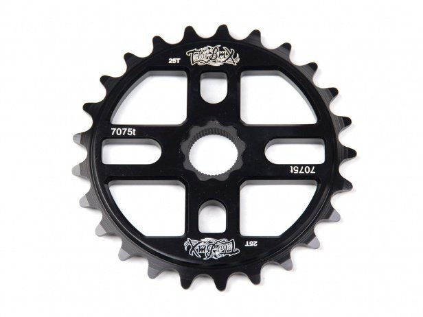 "Total BMX ""Rock N Roll"" Spline Drive Sprocket"