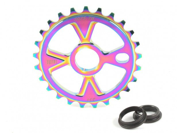 "Total BMX ""Victory"" Sprocket - Oilslick"