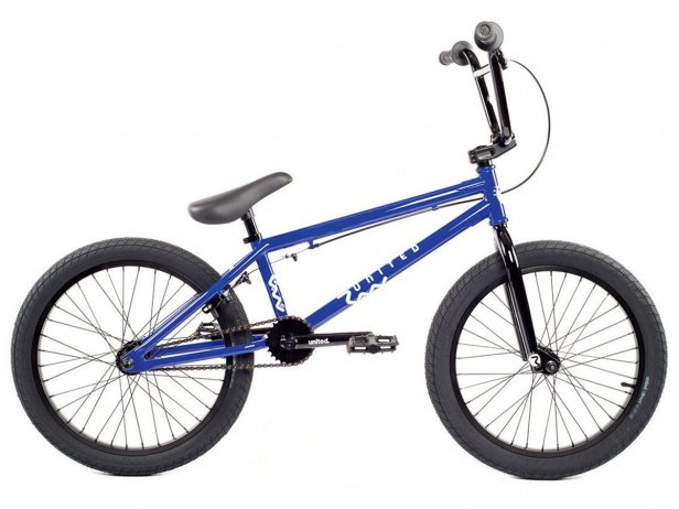 "United Bikes ""Recruit Junior"" 2018 BMX Bike - Neon Blue"