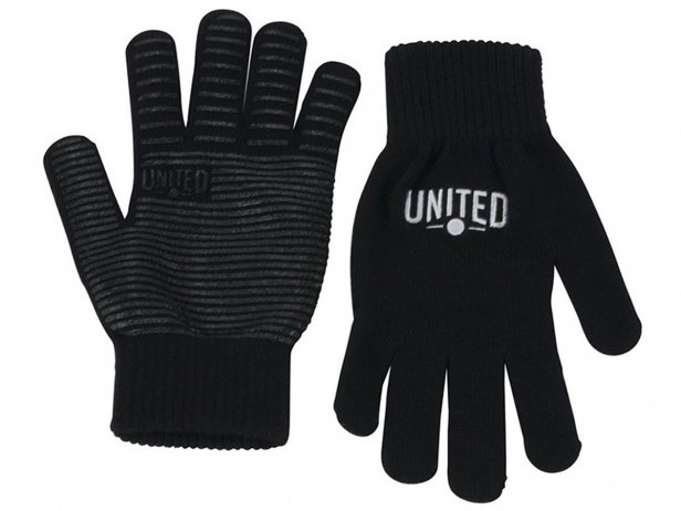 "United Bikes ""Signature Knitted"" Gloves"