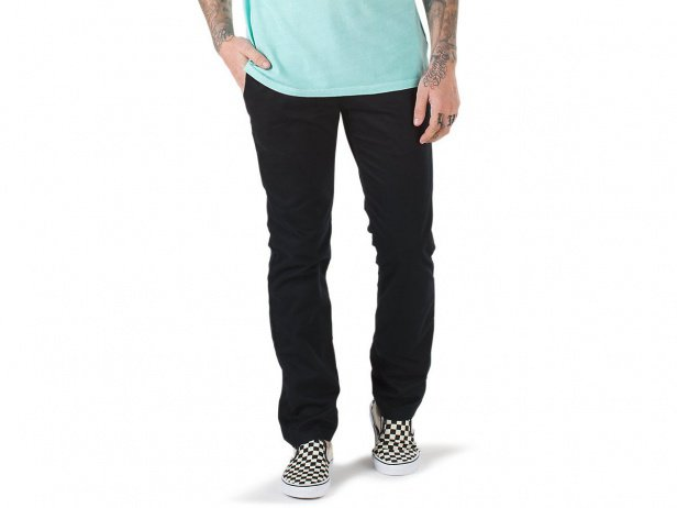 "Vans ""Authentic Chino Stretch"" Hose - Black"