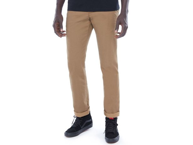 "Vans ""Authentic Chino Stretch"" Pant - Dirt"