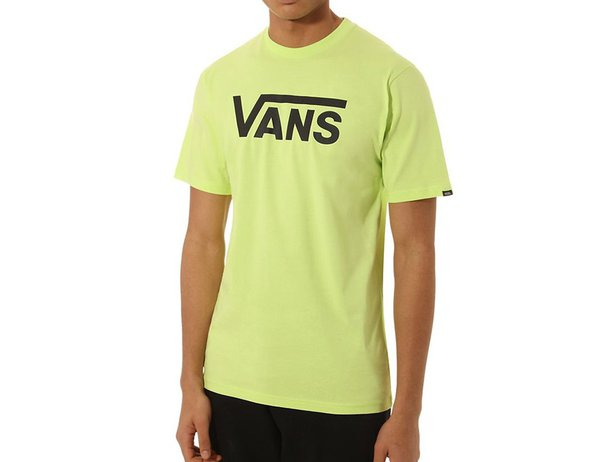 "Vans ""Classic"" T-Shirt - Sharp Green/Black"