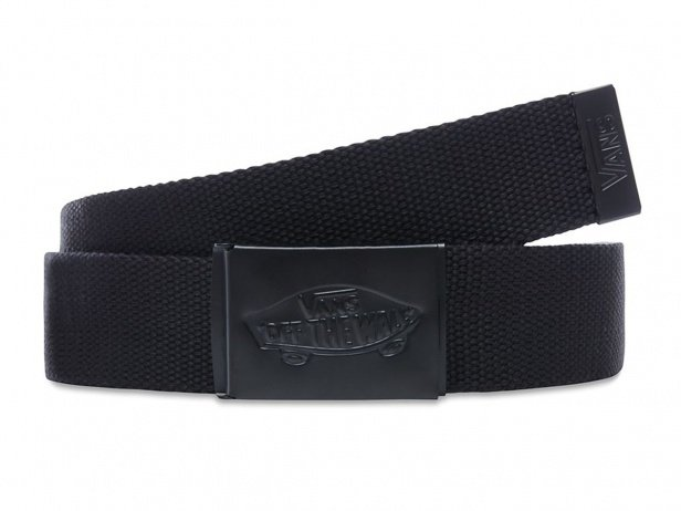 "Vans ""Conductor Web"" Belt - Black"