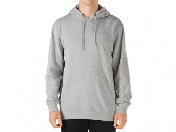 "Vans ""Core Basics"" Hooded Pullover - Cement Heather"