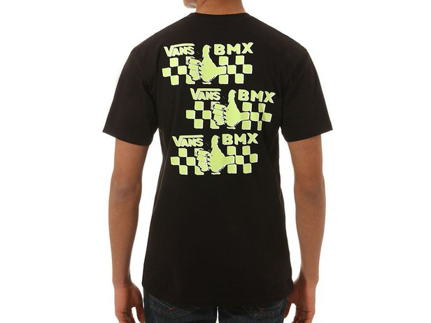"Vans ""Green Lighted"" T-Shirt - Black"