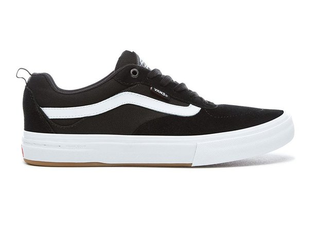"Vans ""Kyle Walker Pro"" Schuhe - Black/White"