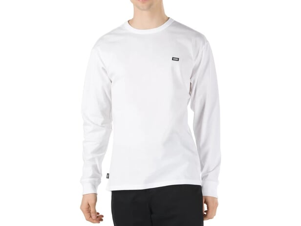 "Vans ""Off The Wall Classic"" Longsleeve - White"