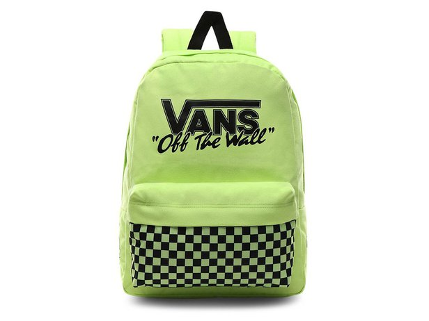 "Vans ""Old Skool III"" Backpack -  (Vans BMX) Sharp Green"