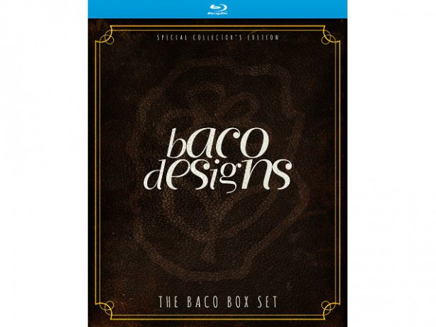 "Baco ""Blue Ray Box"" DVD Video"