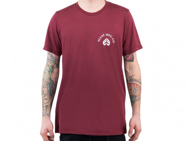 "eclat ""Tiger"" T-Shirt - Heather Red"