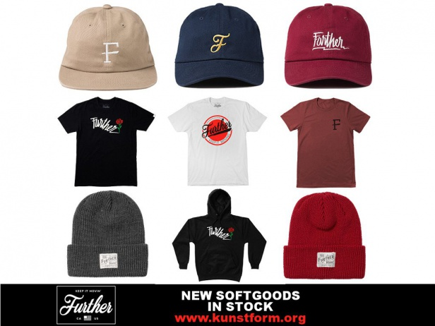 Further Brand - Fall 17 Kollektion arrived
