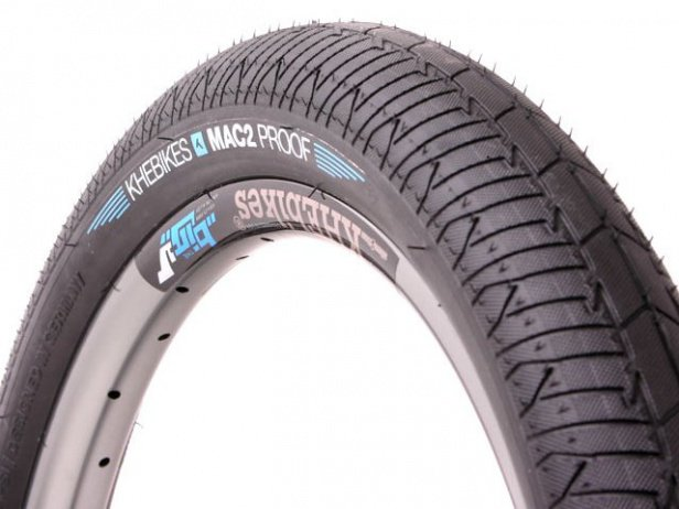 "Productreview KHEbikes ""MAC 2 Proof"" Tire"