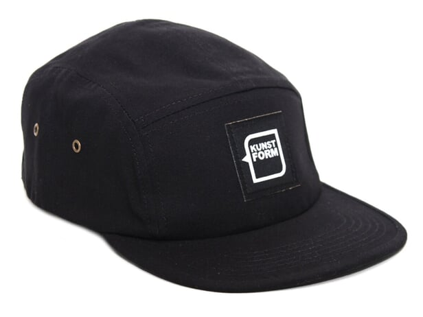 "kunstform ""Badge 5-Panel"" Cap"