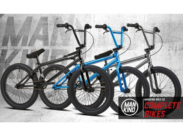Mankind BMX Bike - In stock!