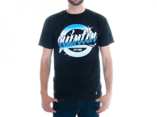 "Quintin ""Future"" T-Shirt - Black"