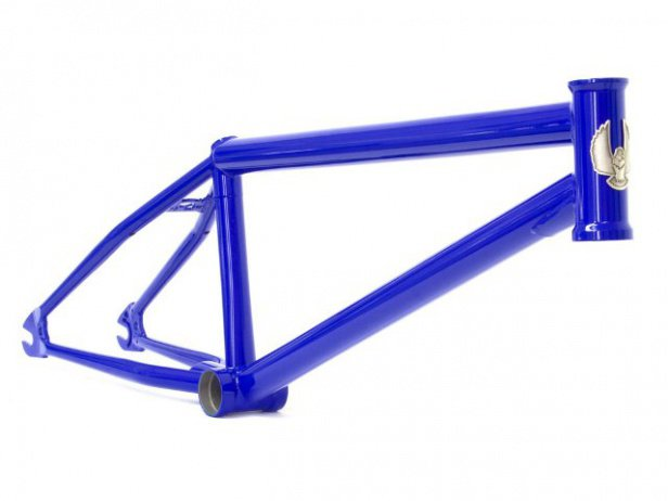 "Productreview Skavenger ""Tunnel"" BMX Frame"