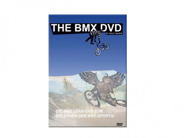THE BMX DVD Video