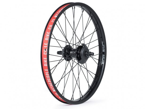 "wethepeople ""Logic Welded X Helix"" Freecoaster Rear Wheel"