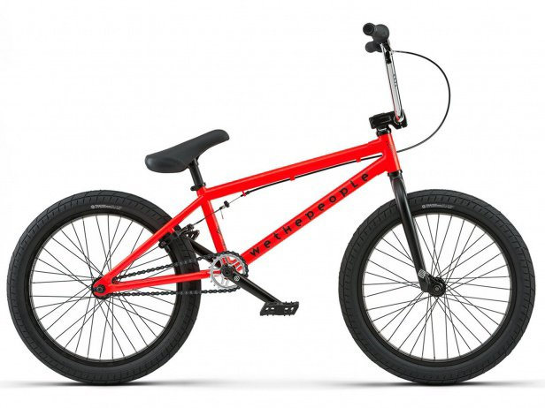 "wethepeople ""Nova"" 2018 BMX Rad - Neon Red"