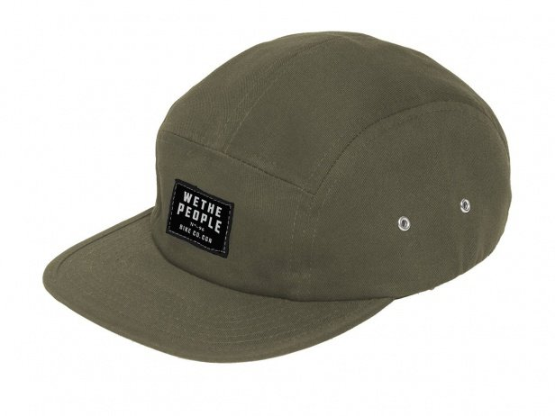 "wethepeople ""Patch 5-Panel"" Kappe"