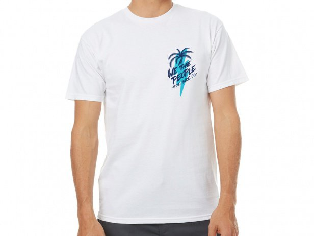 "wethepeople ""South Beach"" T-Shirt - White"