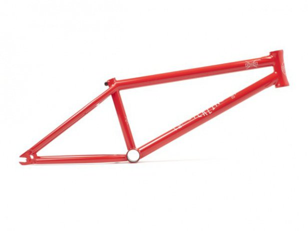 "wethepeople ""Sterling"" 2014 BMX Frame"