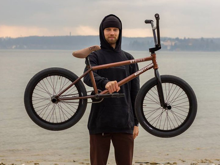 Sven Avemaria - BMX Bike Check 2019