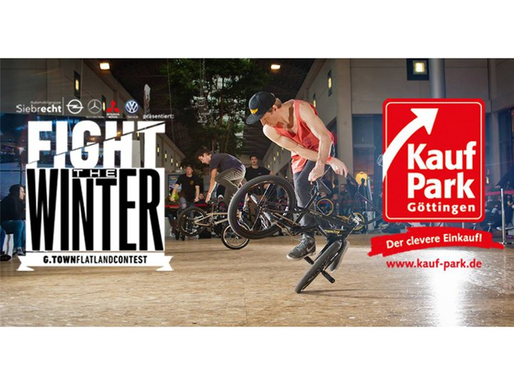 Fight the Winter 2019 - BMX Flatland Contest