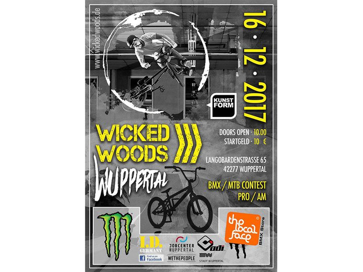 Wicked Woods Xmas Jam in Wuppertal