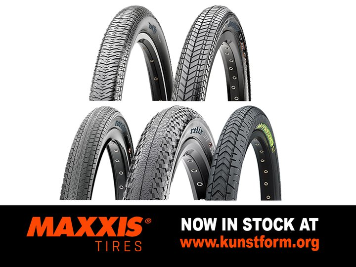 Maxxis Tires - In stock!