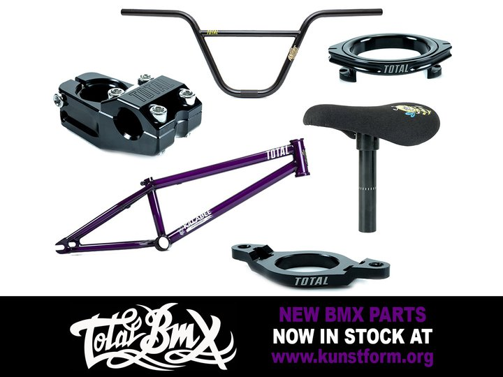 Total BMX 2019 BMX Parts - In stock!