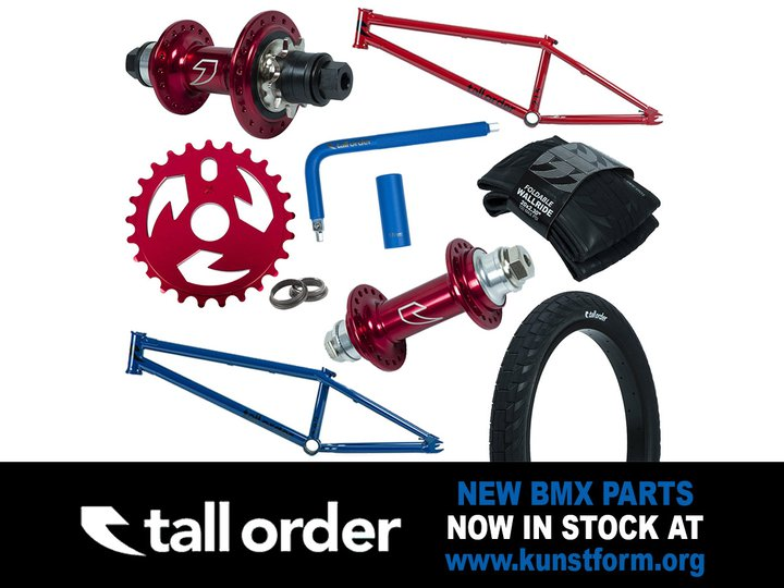NEW Tall Order 2019 Parts - Auf Lager!