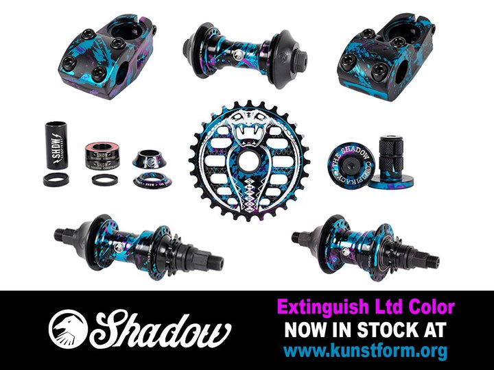 "The Shadow Conspiracy ""Extinguish Ltd Color"" - eingetroffen!"