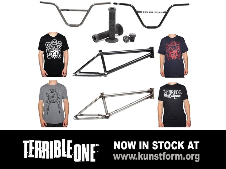 Terrible One Soft & Hardgoods 2018 - In stock!