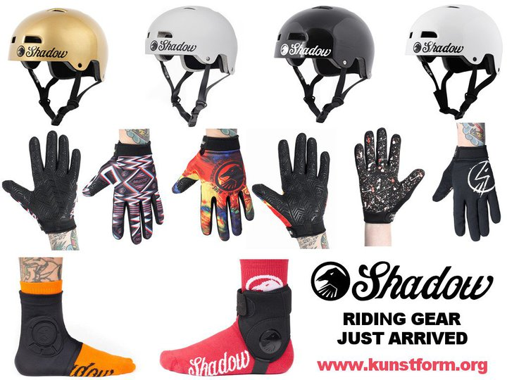 Shadow Riding Gear - Just arrived