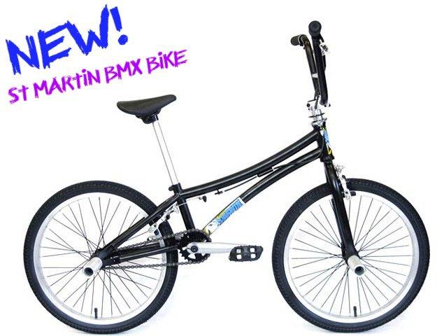 New Flatland BMX Complete Bike From St Martin
